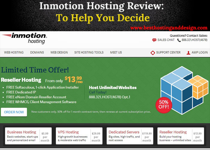 Inmotion Hosting Review: To Help You Decide