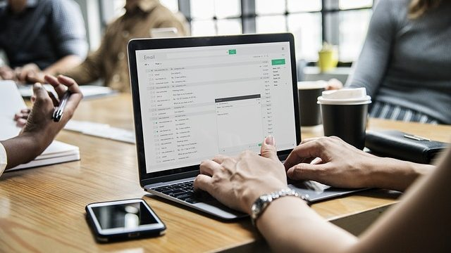 How to set up a professional email address and connect with Gmail