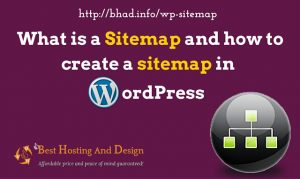 What is a Sitemap and how to create a sitemap in WordPress?
