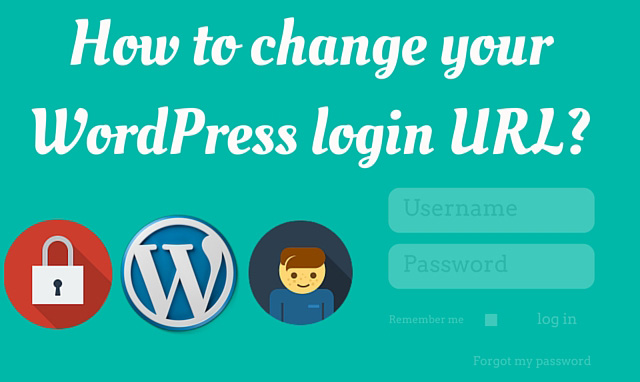 How to change your WordPress login URL?