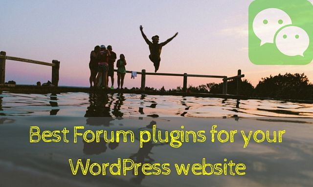 WordPress Forum Plugins: How to add a forum to your website
