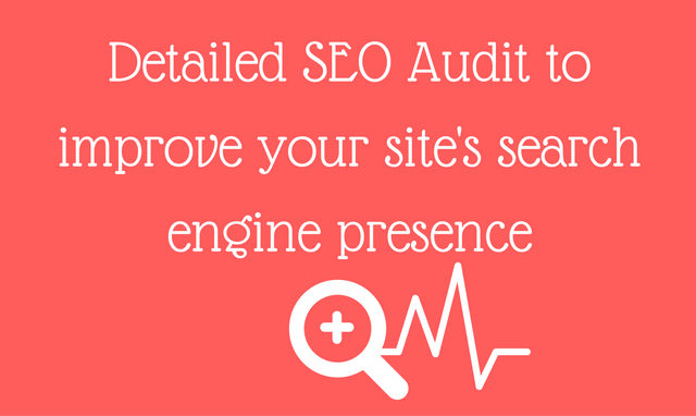 Detailed SEO Audit