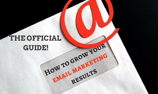 The Official Guide to Growing Your Email Marketing