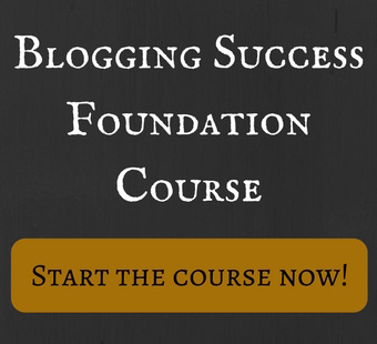 Blogging Success Foundation Course