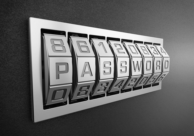 Change your site's password in regular intervals