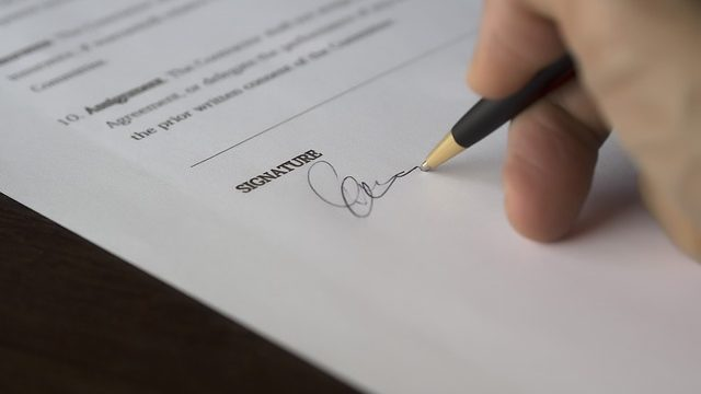 How to add your signature after every blog post in WordPress?
