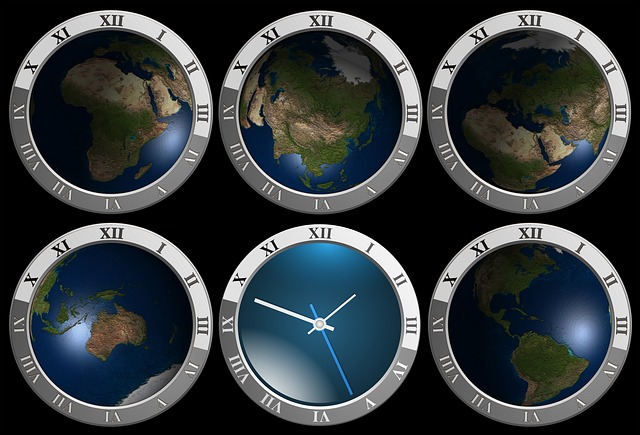 Setting up your own time zone