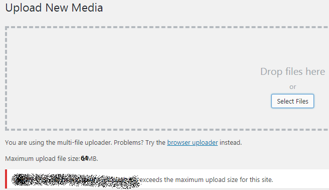 Get rid of image upload problems in WordPress with this simple guide 2