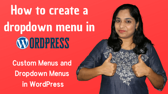 How-to-create-a-dropdown-menu-in-WordPress